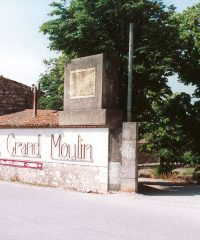 Château Grand Moulin