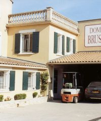 Domaine Brusset SA